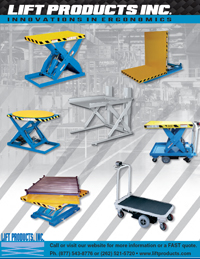 Lift Products Brochure